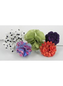 Flower Lapel Pins
